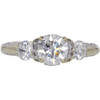 0.99 ct. Round Cut Ring, G-H, I1 #1