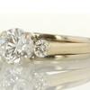 1.43 ct. Round Cut 3 Stone Ring #1