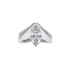 1.52 ct. Marquise Cut Solitaire Ring, E, SI2 #4
