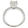 1.35 ct. Round Cut Bridal Set Ring, I, SI2 #3