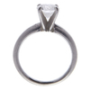 1.15 ct. Round Cut Solitaire Ring, E, VS2 #4