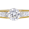 1.21 ct. Round Cut Solitaire Ring #3