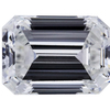 1.04 ct. Emerald Cut Solitaire Ring #3