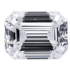 1.23 ct. Emerald Cut Solitaire Ring #1