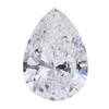 3.62 ct. Pear Cut Loose Diamond, E, VS2 #1