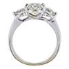 0.95 ct. Round Cut Bridal Set Ring, I, VVS2 #3