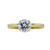 1.02 ct. Round Cut Solitaire Ring, K, VVS2 #3