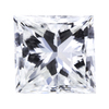 2.00 ct. Princess Cut Halo Ring, G, I1 #3