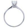0.66 ct. Round Cut Solitaire Ring, I-J, VS1 #3