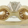 3.31 ct. Round Cut Ring #4