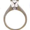 1.18 ct. Princess Cut Solitaire Ring #2