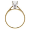 1.0 ct. Princess Cut Solitaire Ring, J, VS2 #4