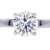 1.80 ct. Round Cut Solitaire Ring #3