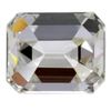 1.05 ct. Emerald Cut Bridal Set Ring #3