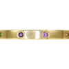 Round Cut Bangle Cartier Bracelet, Multicolored, SI1-SI2 #3