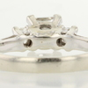 1.00 ct. Princess Cut 3 Stone Ring #3