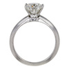 1.4 ct. Round Cut Solitaire Tiffany & Co. Ring, F, VS1 #4