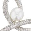 9.95 ct. Round Cut Pendant Necklace, White #2