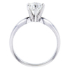 1.02 ct. Round Cut Solitaire Ring, G, VVS2 #2