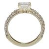 0.95 ct. Princess Cut Bridal Set Ring, F-G, SI1 #2