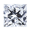 1.01 ct. Princess Cut Solitaire Ring, F, VVS2 #1