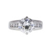 2.19 ct. Round Cut Solitaire Ring, J, VVS2 #3