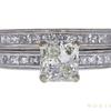 1.01 ct. Radiant Cut Bridal Set Ring, K, VS2 #3
