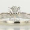 0.93 ct. Round Cut Bridal Set Ring #3