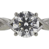 1.22 ct. Round Cut Solitaire Tacori Ring, I, VS1 #4