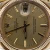 Rolex Date 1500 N/a Illegible  #3