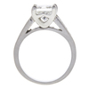 1.51 ct. Princess Cut Solitaire Ring, G, VS1 #3