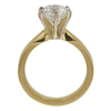 1.71 ct. Round Cut Bridal Set Ring, H, I1 #3