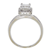1.51 ct. Emerald Cut Solitaire Ring, H, SI1 #4