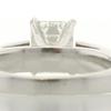 0.99 ct. Emerald Cut Bridal Set Ring #4