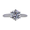 1.70 ct. Round Cut Solitaire Tiffany & Co. Ring, I, VS1 #3