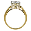 2.02 ct. Round Cut Solitaire Ring, H, VS2 #3