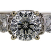 Art Deco GIA 1.51 ct. Round Cut Solitaire Ring #1