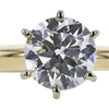 1.21 ct. Round Cut Solitaire Ring, L, VS1 #4