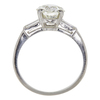 1.83 ct. 3 Stone Ring, L, SI2 #4