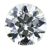 3.76 ct. Round Cut Loose Diamond, M-Z, SI1 #1