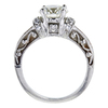 1.50 ct. Round Cut Solitaire Ring, K, I1 #2
