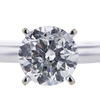 1.51 ct. Round Cut Solitaire Ring #4