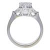 2.02 ct. Modified Cushion Cut Bridal Set Ring, G, VS2 #3