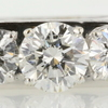 1.52 ct. Round Cut 3 Stone Ring #1