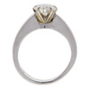 0.95 ct. Round Cut Bridal Set Ring, F-G, I1 #2