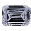 1.41 ct. Emerald Cut Loose Diamond #2