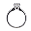 1.21 ct. Radiant Cut Solitaire Ring #2