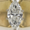 1.36 ct. Marquise Cut Bridal Set Ring #4