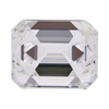2.00 ct. Emerald Cut Solitaire Ring, G, SI1 #2