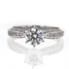 .64 ct. Round Cut Solitaire Ring #4